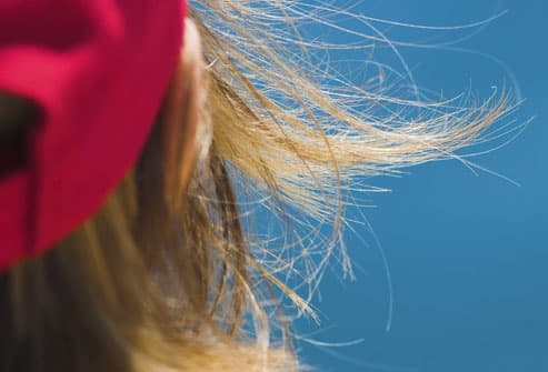 Wear a Hat to Protect Hair From Sun Damage