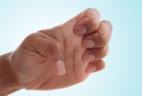 claw stretch finger exercise