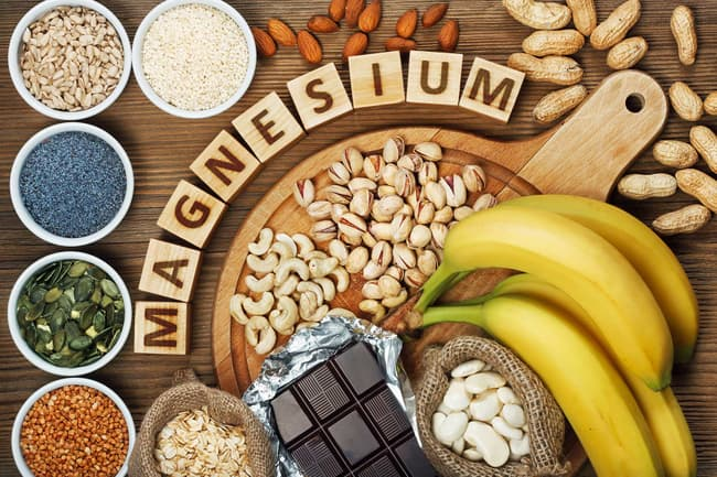 magnesium food group