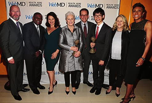 2015 health heroes winners