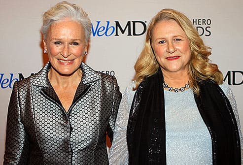 glenn close and jesse close