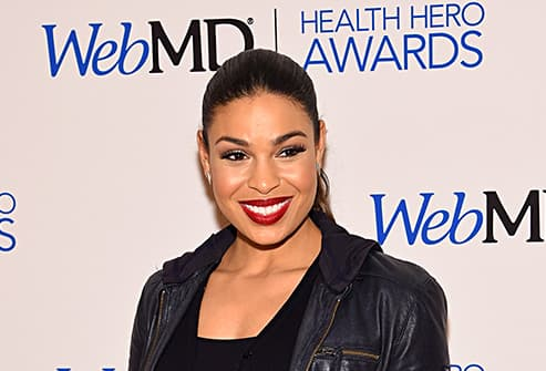 jordin sparks on red carpet