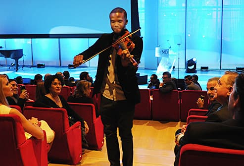 violinist lee england jr