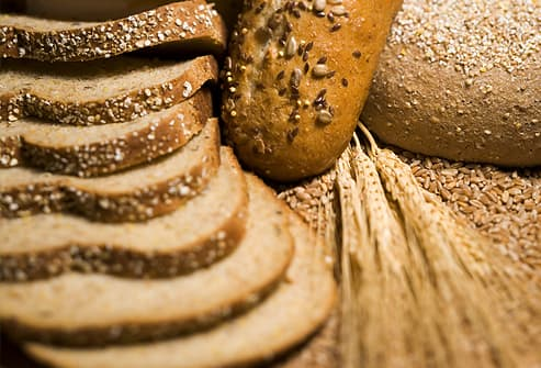 whole grains are good for athletes, a part of healthy balanced diet menu