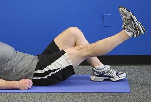 Slideshow Exercises To Help Knee Pain In Pictures