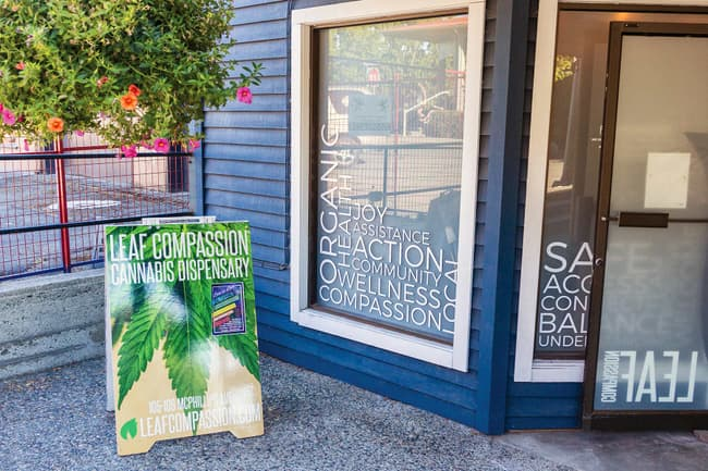 cannabis dispensary