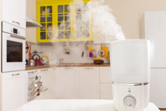 photo of humidifier