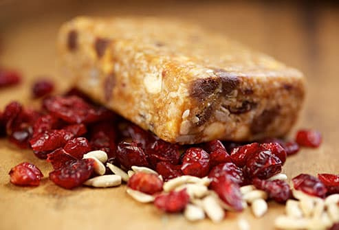 cranberry orange fruit bar