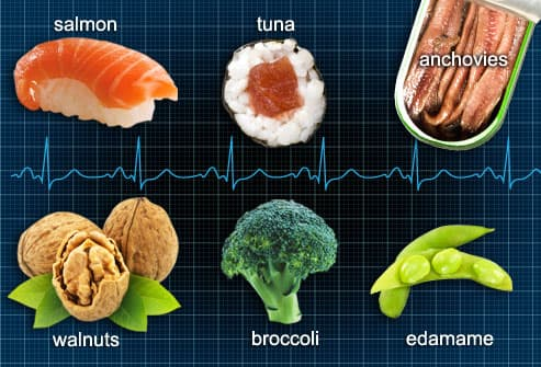 Omega 3 And Heart Issues