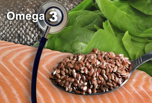 Omega 3s benefits of fish oil salmon walnuts more in for Omega 3 fatty acid fish