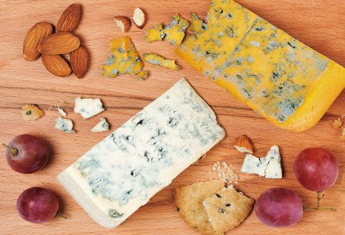 nuts cheese platter