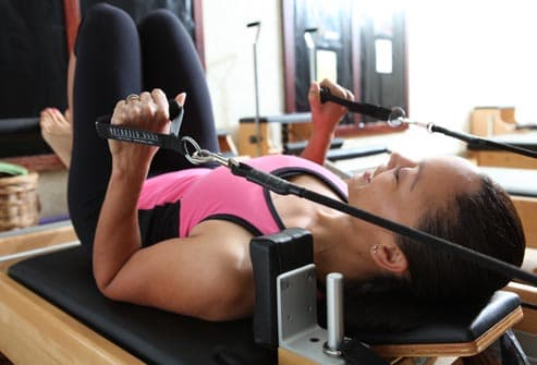 Pilates for Beginners in Pictures: Moves for Abs, Toning ...