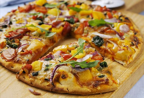 Calories In Vegan Pizza Whole Foods