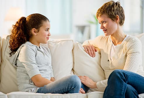 How to talk to your daughter about dating