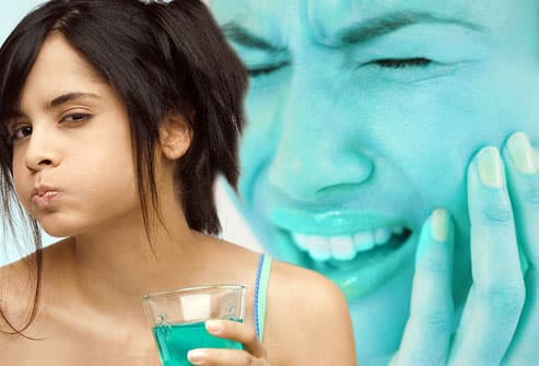 Mouthwash Issues