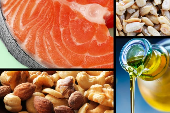 photo of healthy fats