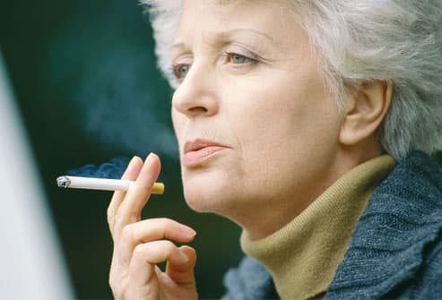 Raising Stroke Risk Factor By Smoking