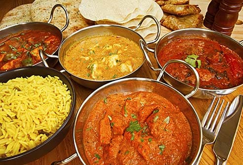 Foods that are surprisingly bad for cholesterol in pictures for Articles on indian cuisine