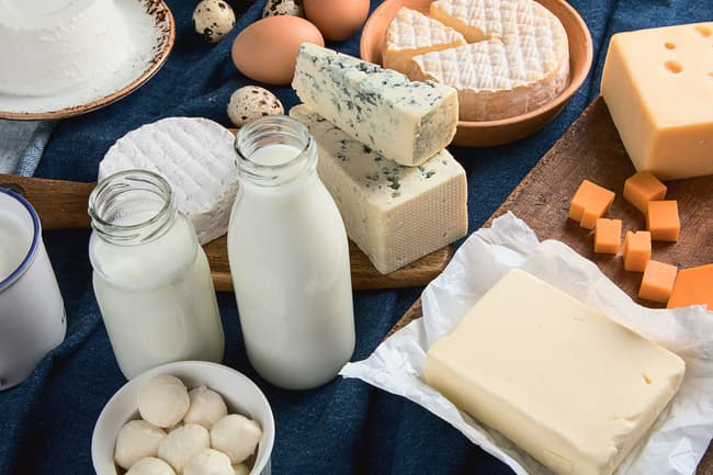 photo of dairy