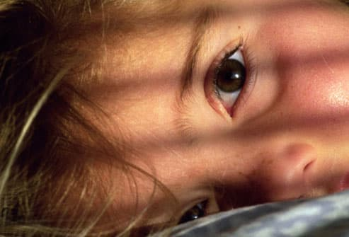 Top Reasons Children Can't Sleep in Pictures