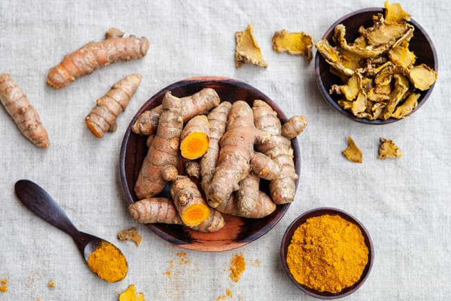 Pictures of Turmeric Health Benefits