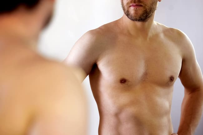 Visual Guide To Male Breast Cancer