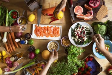 the nordic diet using local and organic food to promote a healthy lifestyle