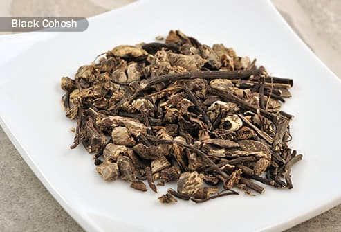 dried black cohosh