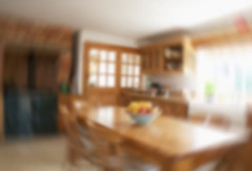 dizzy kitchen view