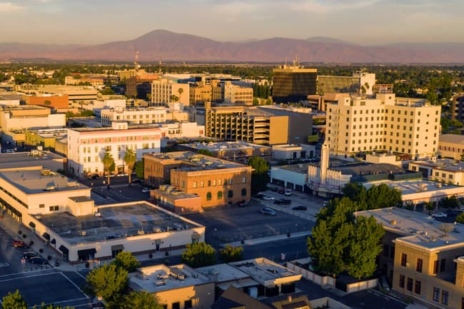photo of bakersfield