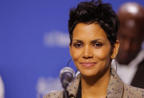 halle berry at film festival