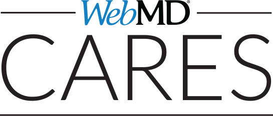 WebMD Cares Logo