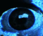 close up digital image of pupil