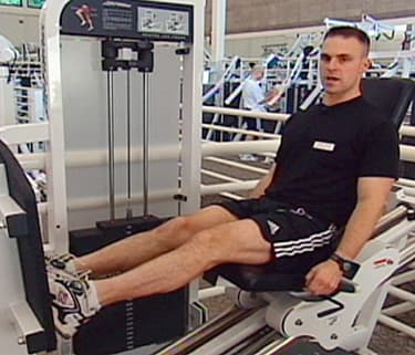 Gym Smarts Lower Body Calf Exercises Watch Webmd Video
