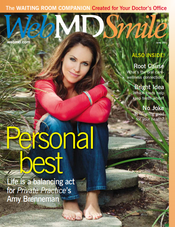 Cover of WebMD Smile June 2011