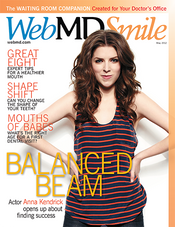 Cover of WebMD Smile May 2012