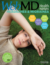 Cover of WebMD Health Highlights June 2013