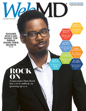 Chris Rock in WebMD Magazine