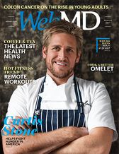 Curtis Stone in WebMD Magazine