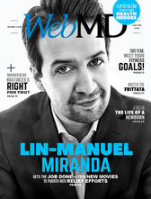 WebMD JanFeb19 Cover