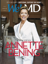 WebMD June18 Cover Annette Bening