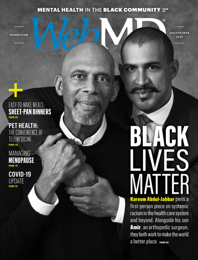 Jan Feb Mar Black Lives Matter Digital Issue Cover