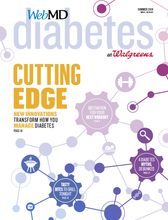 June 19 Summer Diabetes Cover
