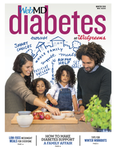 WebMD Diabetes Winter18 Cover