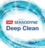 NEW Sensodyne® Deep Clean