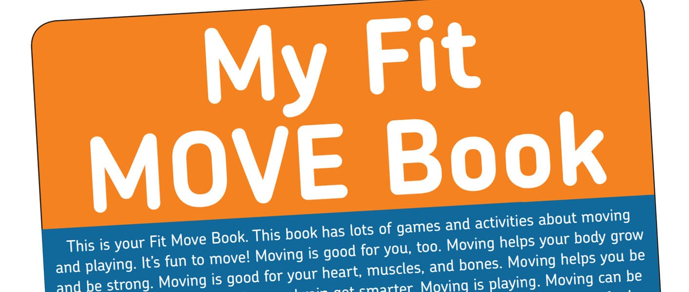 my fit move book