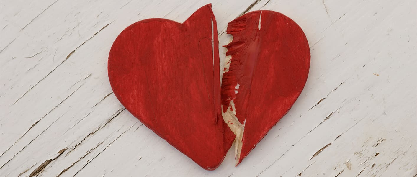 Find out why heartbreak good for you