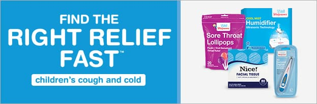 COLD RELIEF FOR YOUR FAMILY