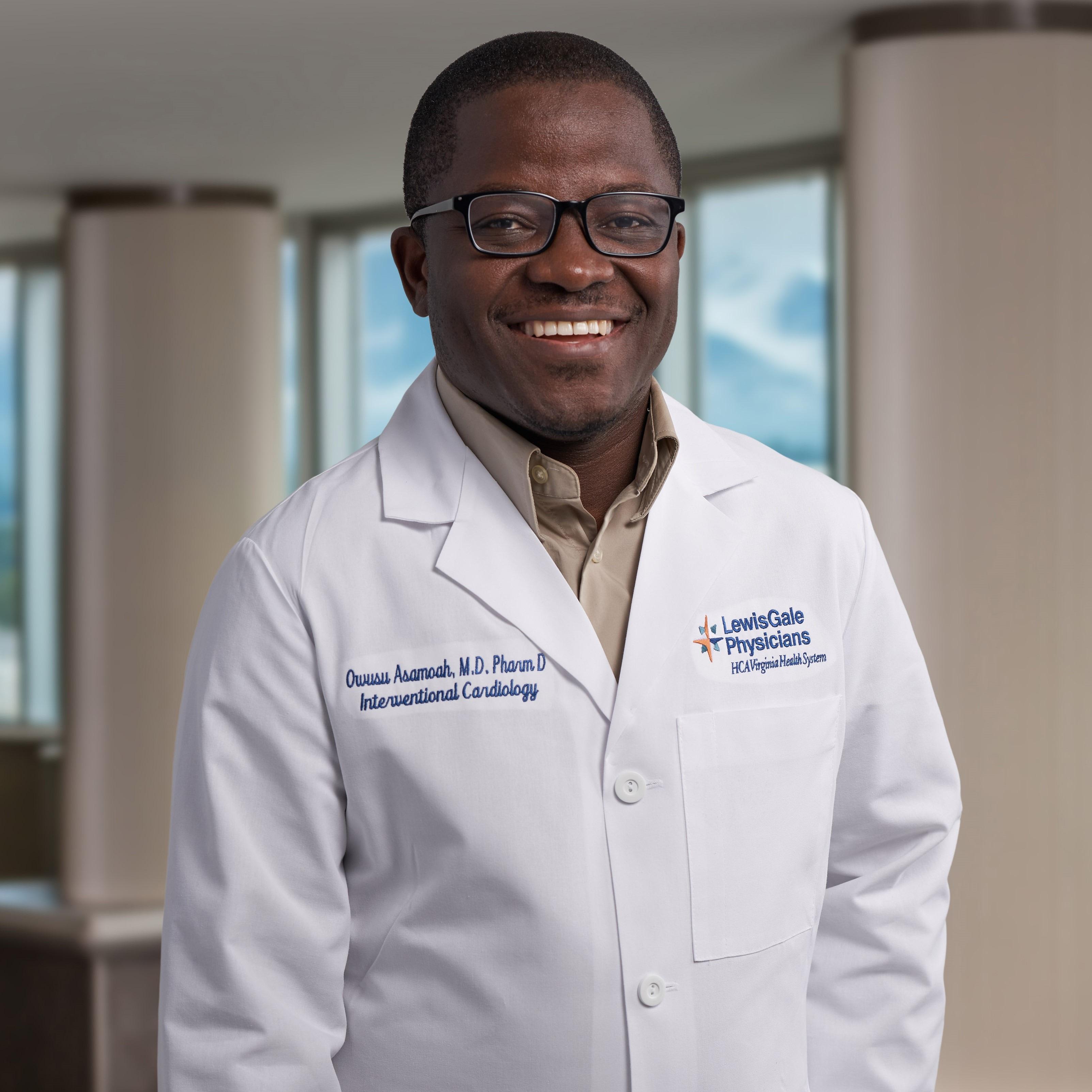 Owusu Asamoah Cardiovascular Disease