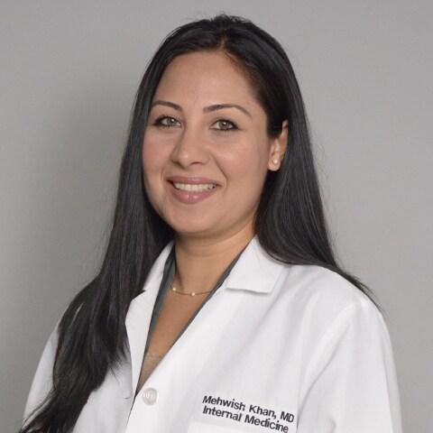 Dr. Mehwish K Khan MD